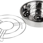Secura pressure cooker steam rack basket set