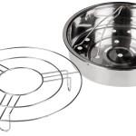 Secura pressure cooker steam rack basket set