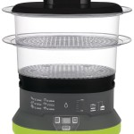 T-fal Electric Plastic BPA FREE Food Steamer Balanced Living