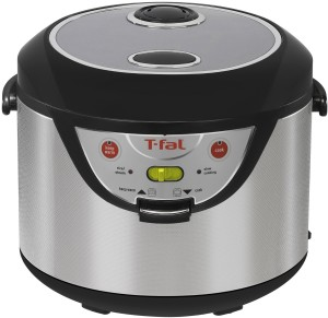 T-fal balanced living food steamer rice slow cooker