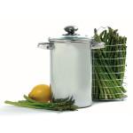 Norpro Asparagus Stainless Steel Steamer Pot 3 quart