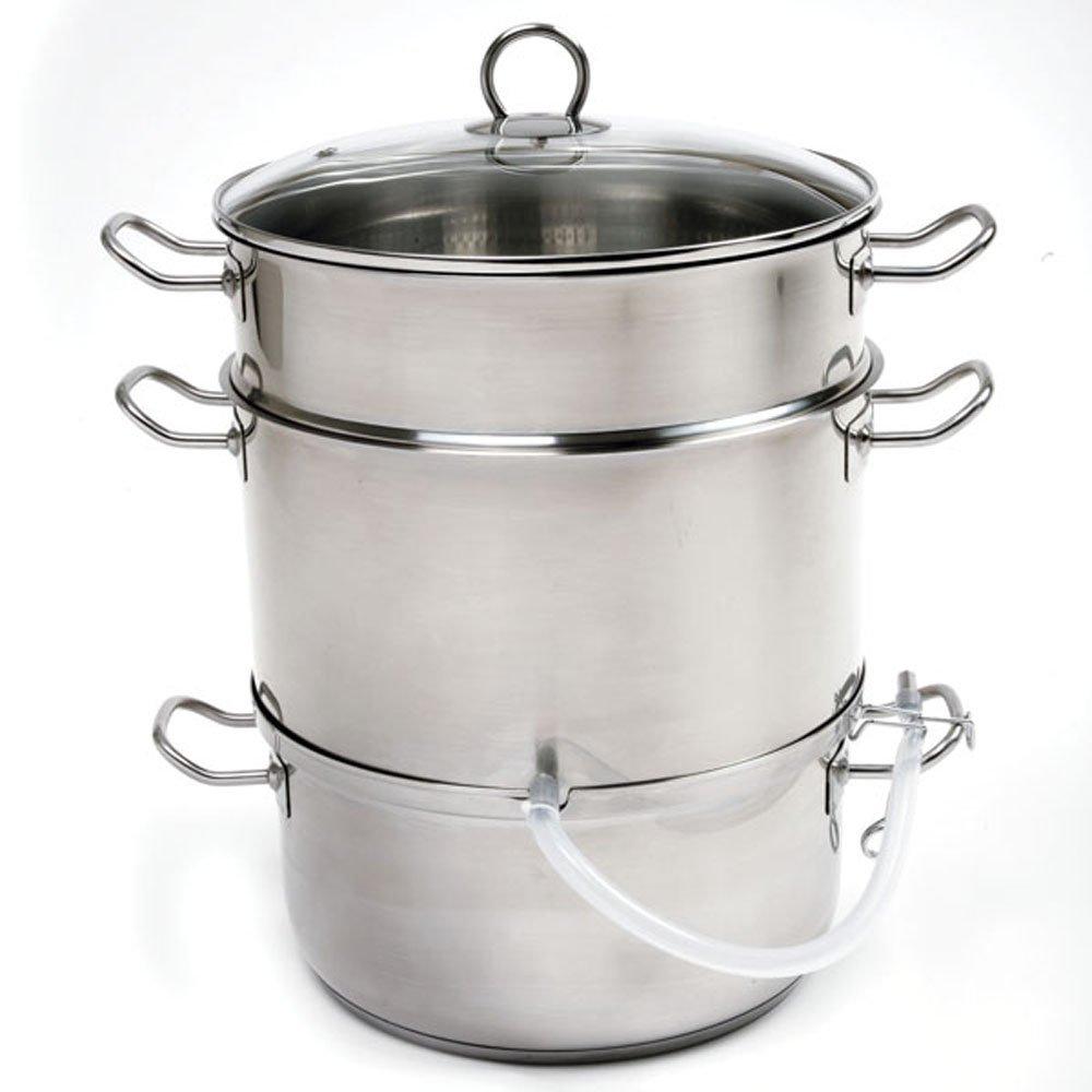 Stainless Steel Juicer ~ Norpro stainless steel steamer juicer best food