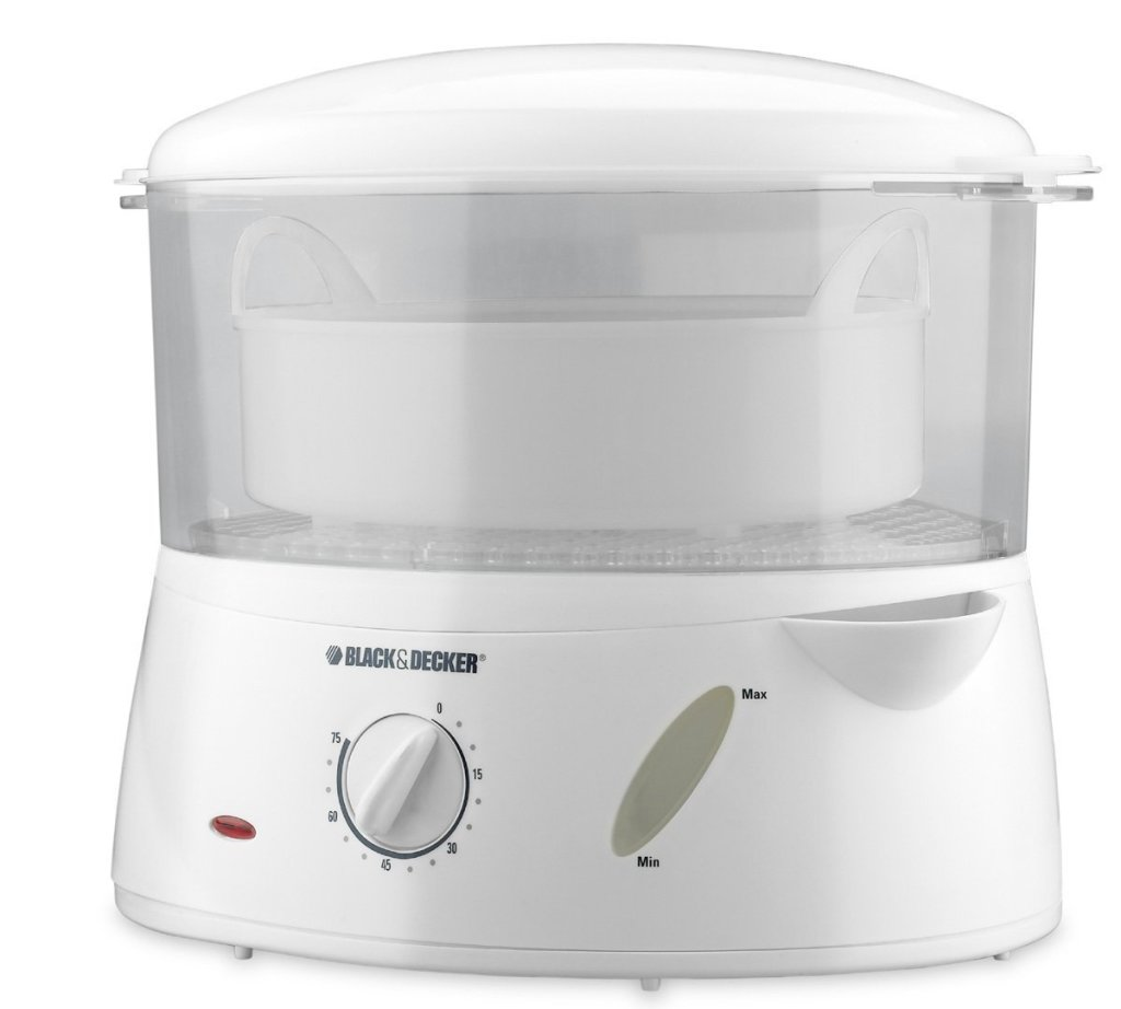 Black & Decker HS1000 handy steamer with flavor scenter screen