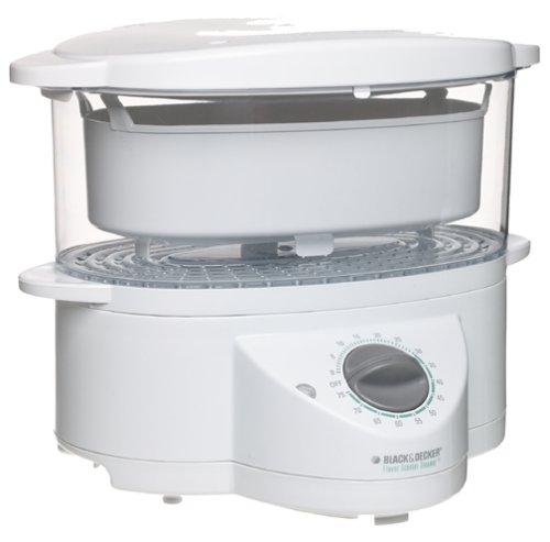 Black & Decker HS2000 flavor scenter steamer and rice cooker