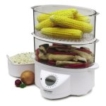 Black & Decker HS2776 double-decker flavor-scenter deluxe food steamer feature image