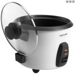 Black & Decker RC436 16-cup rice cooker with teflon coated pot