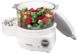 Black & Decker instant food steamer