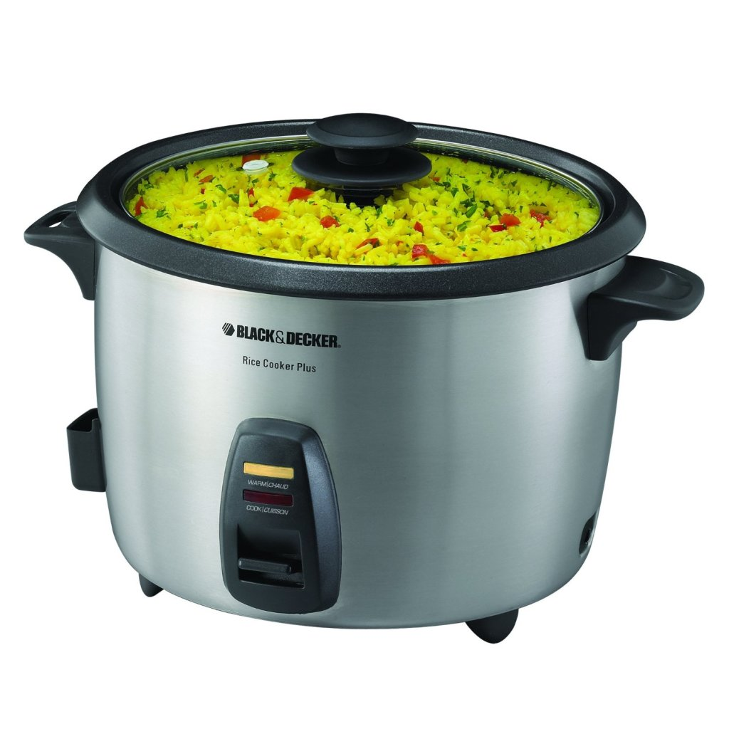 Black and Decker RC866C basic 20 cup rice cooker