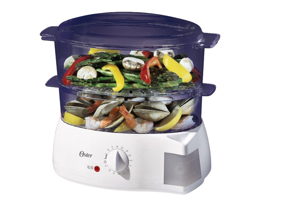 Oster 5711 mechanical food steamer feature image