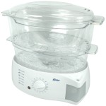 Oster 5711 mechanical food steamer review image