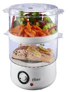 Oster 5-quart 2 tier food steamer