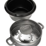 Oster rice cooker inner pot with steaming tray