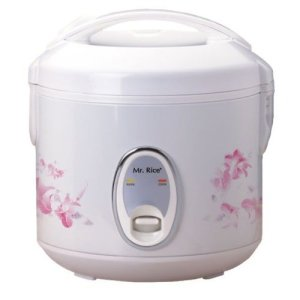 cool touch Sunpentown SC-0800P 4-cup rice cooker