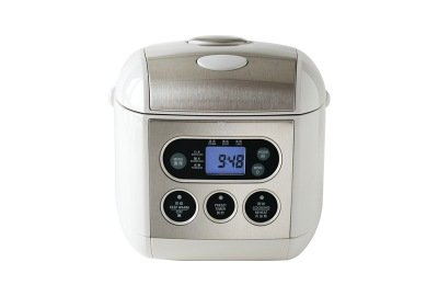 Buffalo Smart rice cooker 5-cup with preset timer