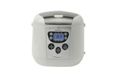 Buffalo smart rice cooker 10-cup