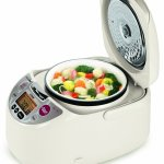 Tiger JAH-T18U Micom 10-Cup rice cooker steamer featured image