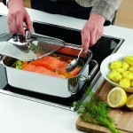 WMF Vitalis high quality stainless steel stovetop steamer