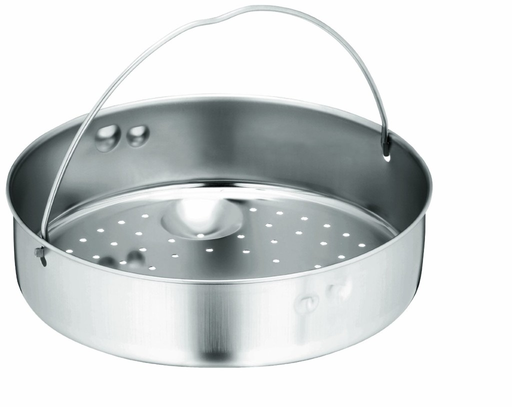 WMF perfect plus 8-Inch steamer insert set for WMF pressure cooker