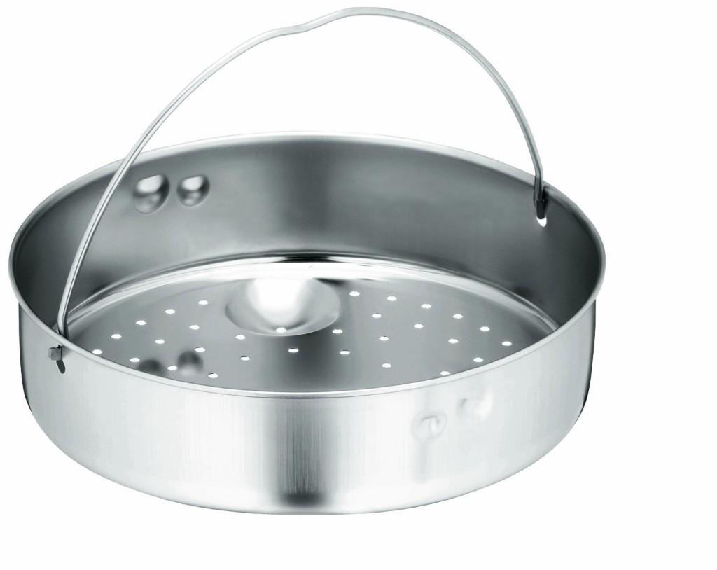 WMF perfect plus 8-Inch steamer insert set for WMF pressure cooker