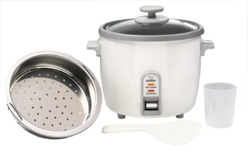 Zojirushi NHS-10 6-cup rice cooker steamer