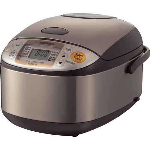 Zojirushi NS-TSC10 5.5 Cup Micom rice cooker steamer