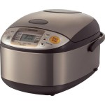 Zojirushi NS-TSC10 5.5 Cup Micom rice cooker steamer