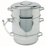 Mehu-Liisa 11 liter stainless steel steamer juicer featured image