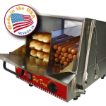 Commercial Paragon International classic hot dog steamer featured image