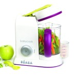 BEABA Babycook Pro Food Maker Steamer Blender Warmer