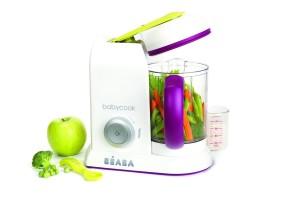 BEABA Babycook Pro food maker steamer blender warmer