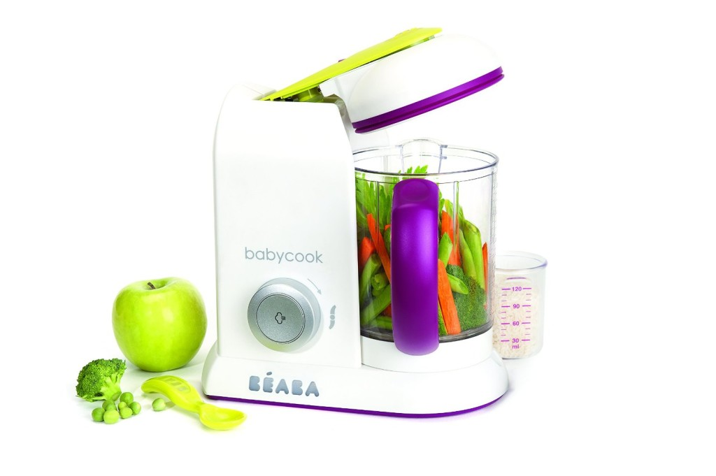 BEABA Babycook Pro food maker featured image