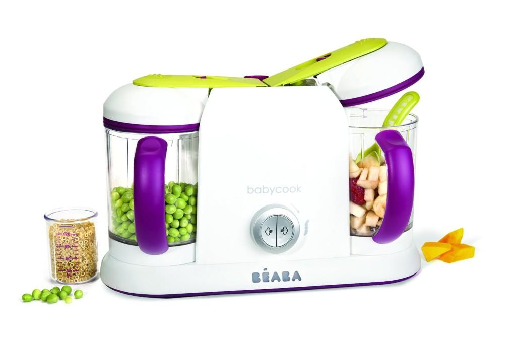 Beaba Babycook Pro 2X food maker steamer blender warmer featured image