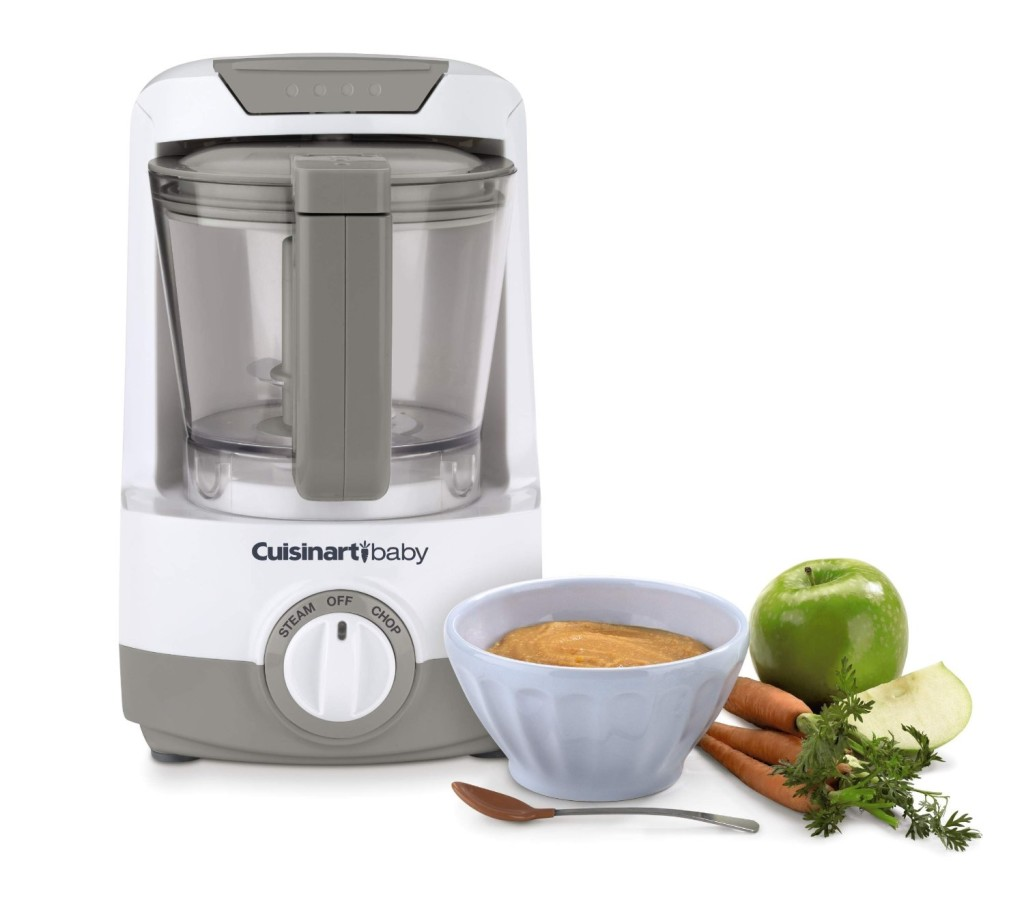 Cuisinart BFM-1000 baby food maker and bottle warmer original image