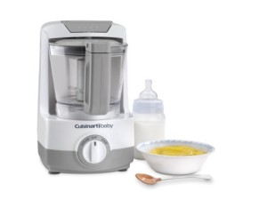 Cuisinart BFM 1000 baby food maker and bottle warmer