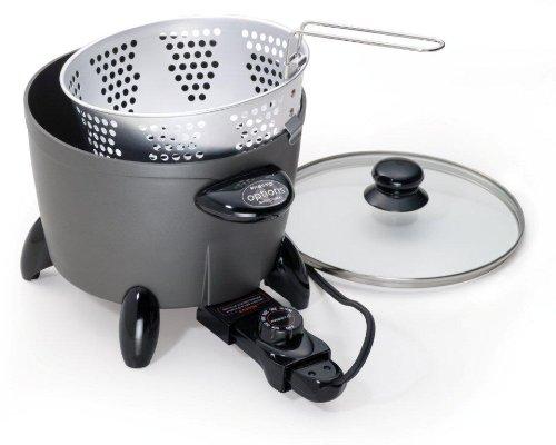 Presto 06003 Options Electric Multi Cooker Steamer   Best